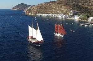 Explore Milos by the sea